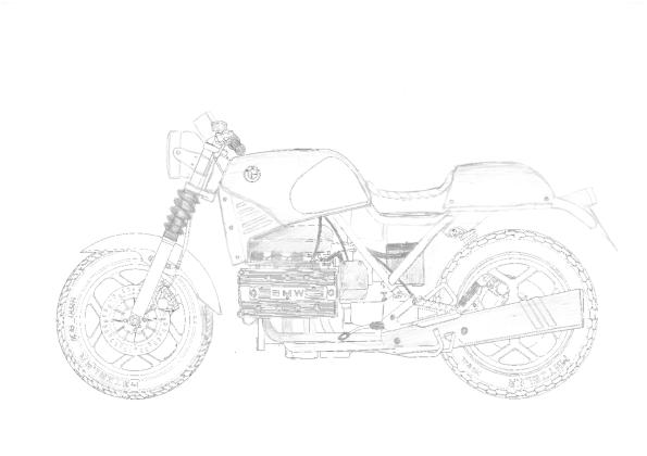 559572322435595091 furthermore 60 Matchless 3gls Rock Solid Motorcycles likewise 332977 besides K100 Umbau besides Harley Davidson Oil Tank Diagram. on harley davidson sportster cafe