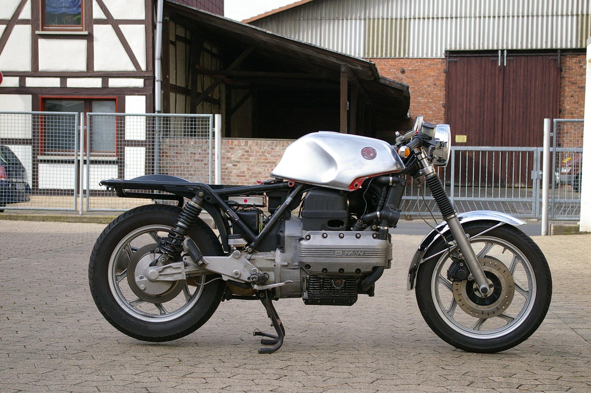 Kawasaki K Cafe Racer