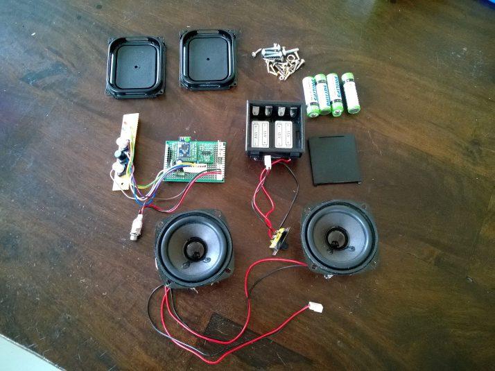 Bluetooth Lautsprecher Eigenbau Marios Blog
