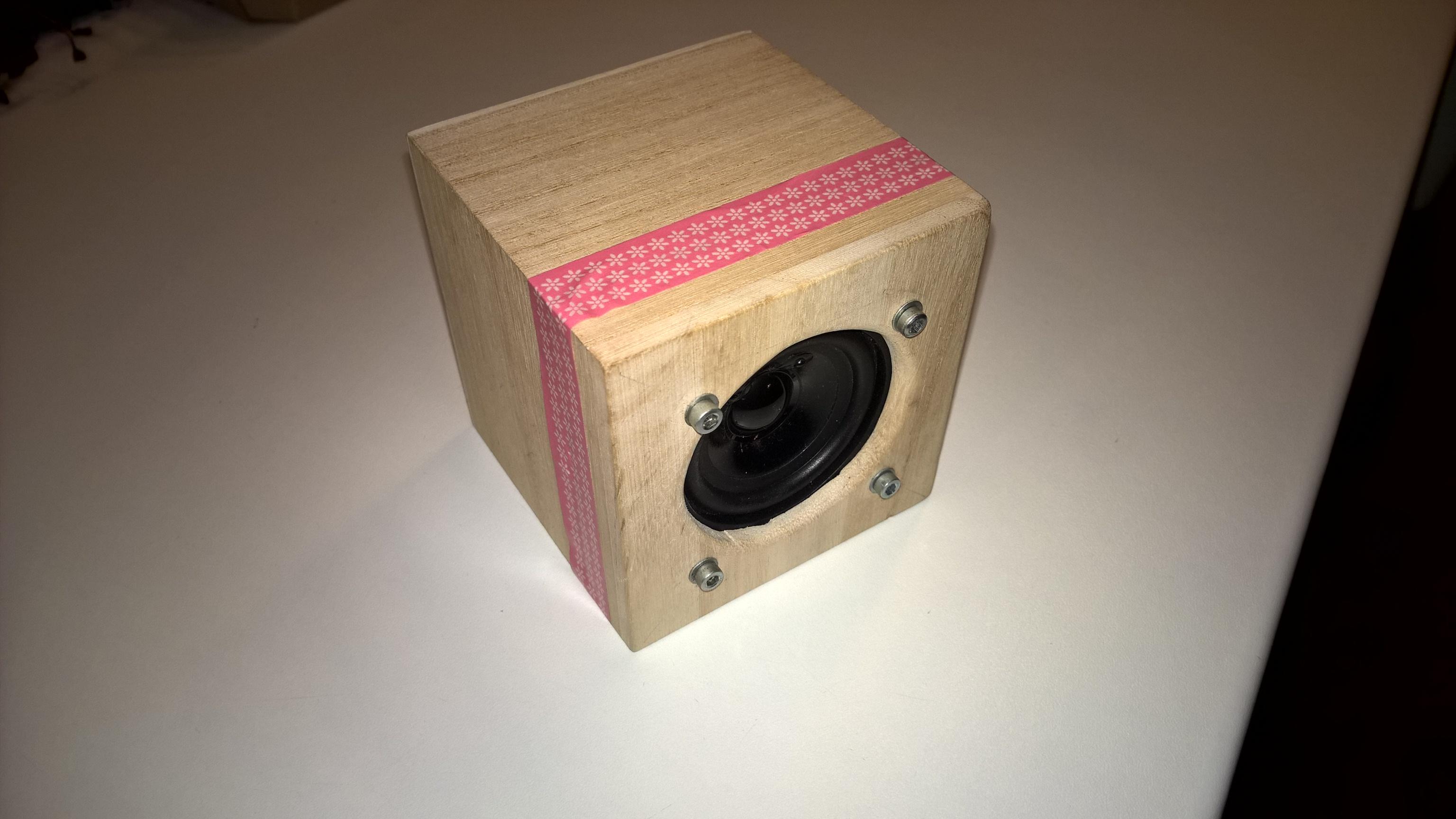 Bluetooth Würfel Prototyp