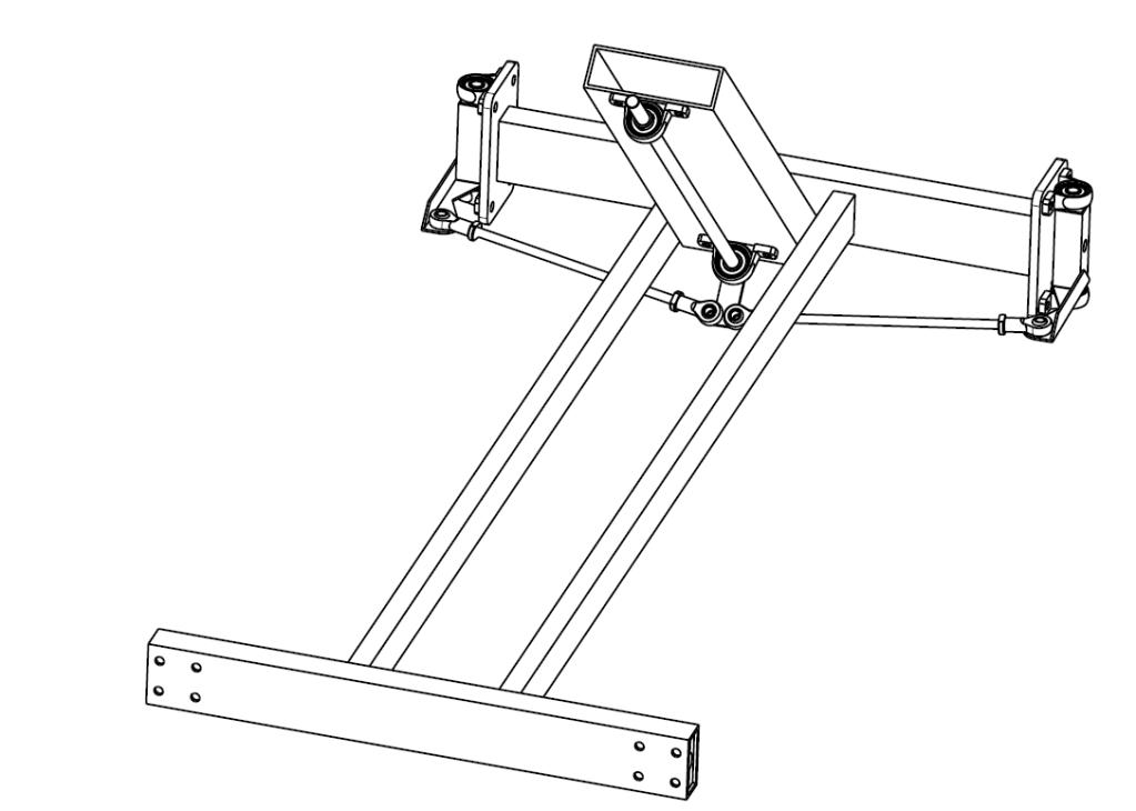 E-Kart Rahmen / e-kart frame